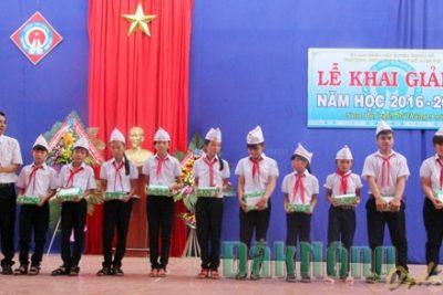 TRIỂN KHAI NHIỆM VỤ NĂM HỌC 2016-2017